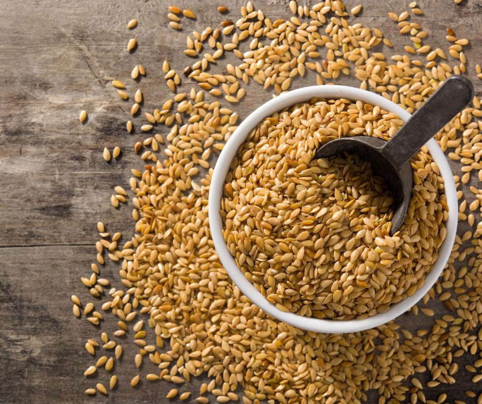 8 pozitivnih učinkov zlatega lanenega semena